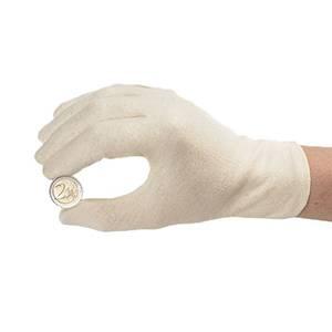 Münzhandschuhe Baumwolle