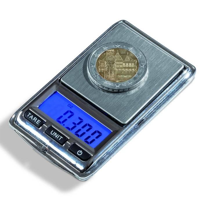 Münzwaage LIBRA Mini, 0,01-100 g
