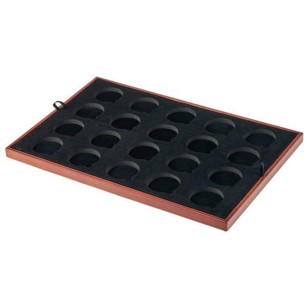 Einlage 45 mm für 20 Münzen zu Universalmünzbox