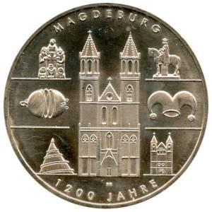 10 Euro Justus Von Liebig 2003