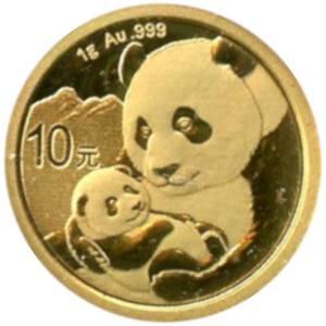 Panda Goldmünzen Im An Und Verkauf Zu Aktuellen Preisen